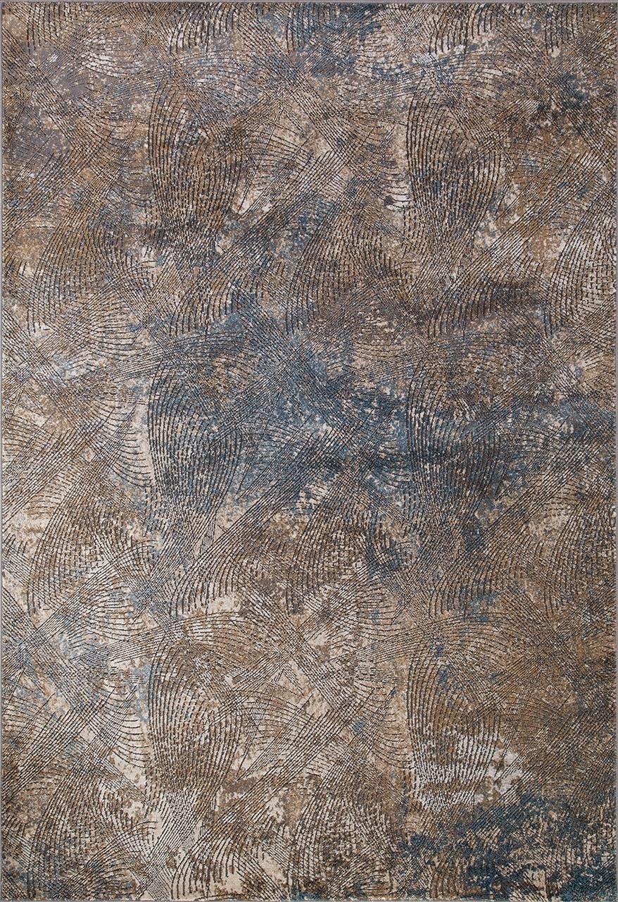 Ковер D769 - MUSTARD - Прямоугольник - коллекция SERENITY - фото 2