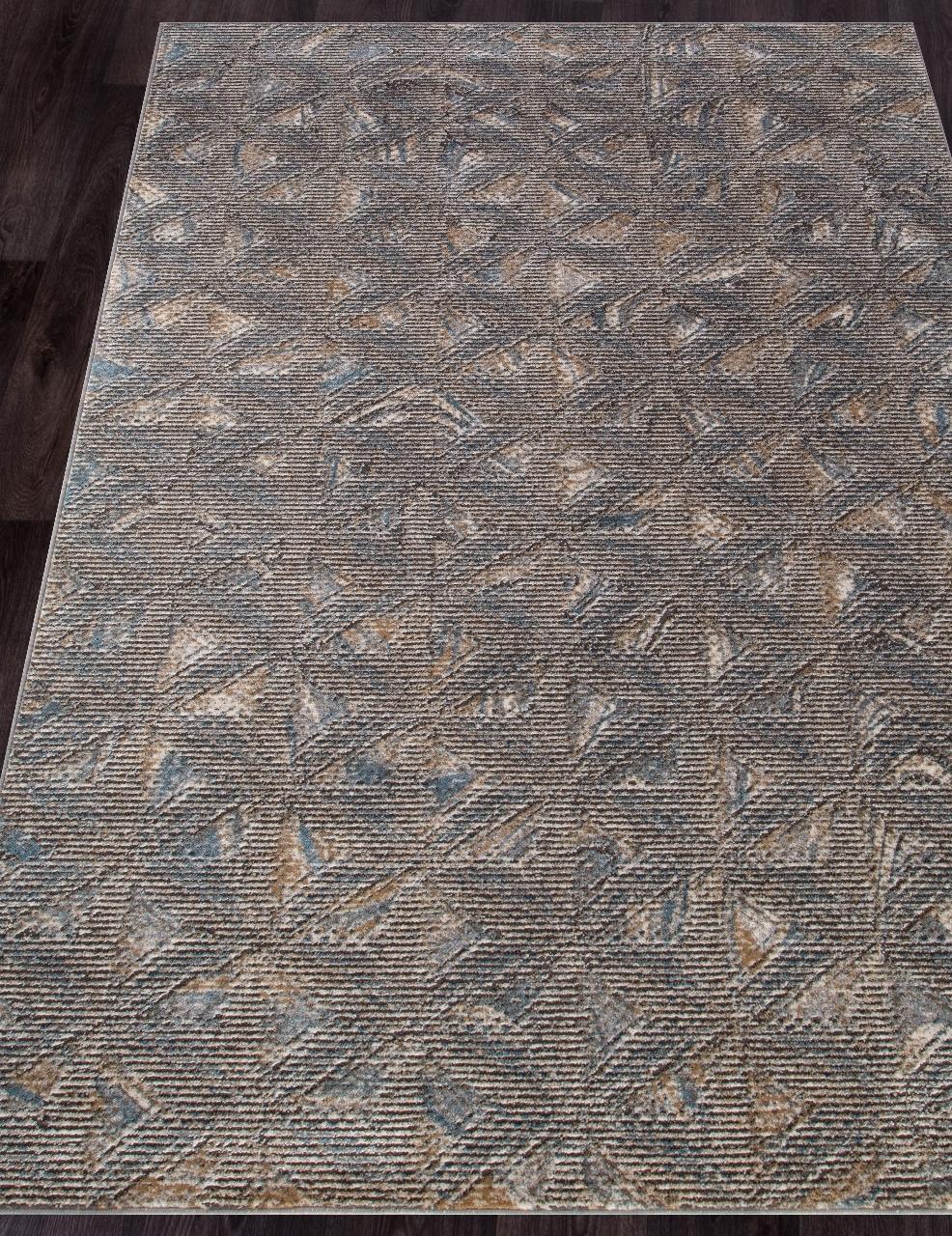 Ковер D770 - GRAY - Прямоугольник - коллекция SERENITY - фото 1