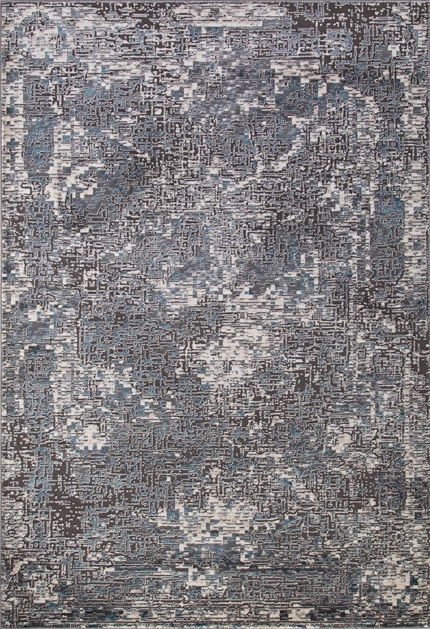 Ковер D774 - GRAY - Прямоугольник - коллекция SERENITY - фото 2