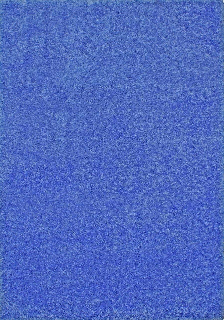 Ковер s600 - BLUE - Прямоугольник - коллекция SHAGGY ULTRA - фото 2