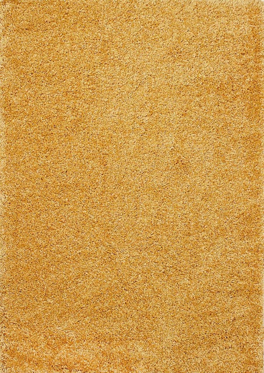 Ковер s600 - YELLOW - Прямоугольник - коллекция SHAGGY ULTRA - фото 2