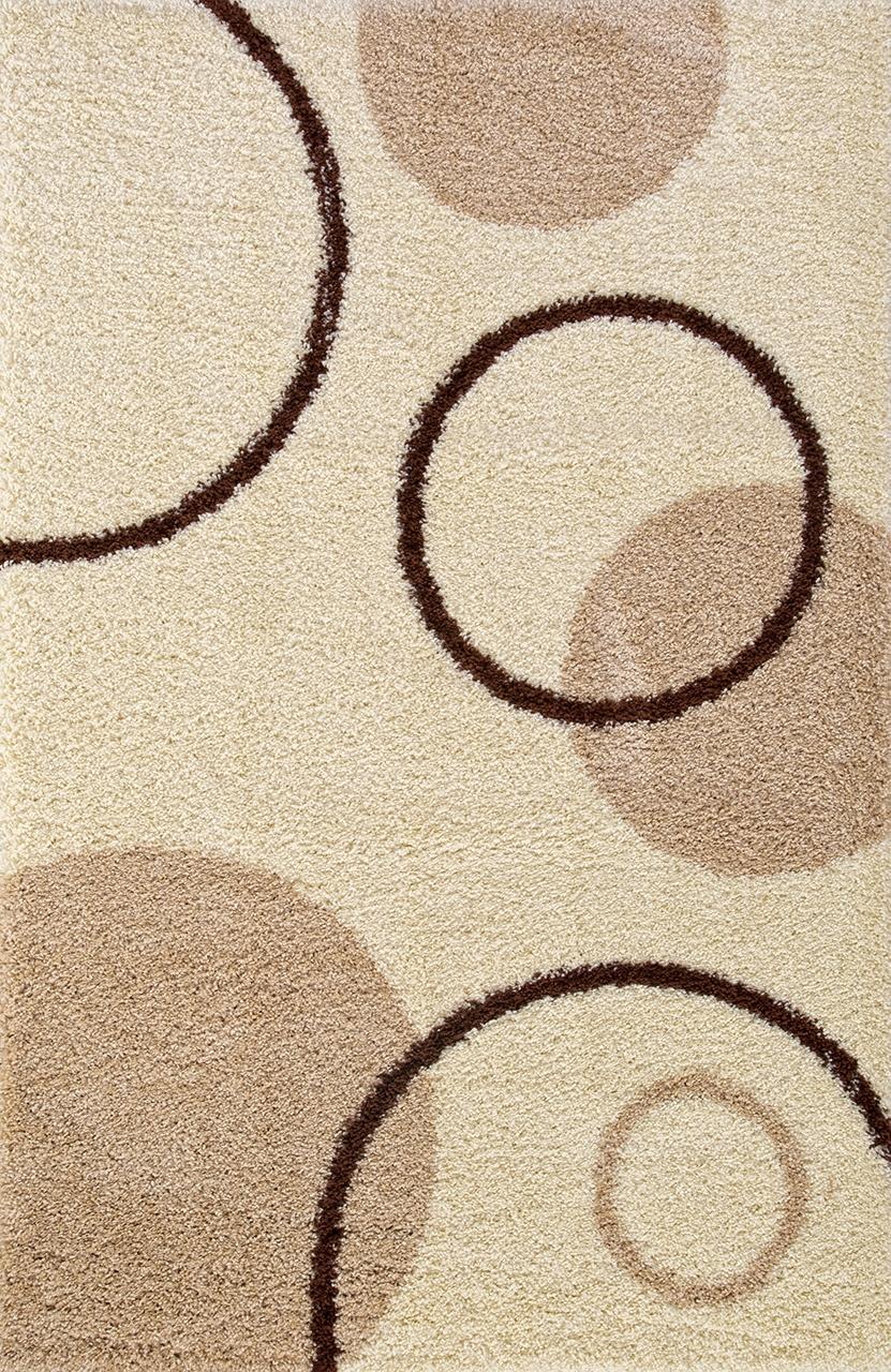 Ковер s610 - CREAM - Прямоугольник - коллекция SHAGGY ULTRA - фото 2
