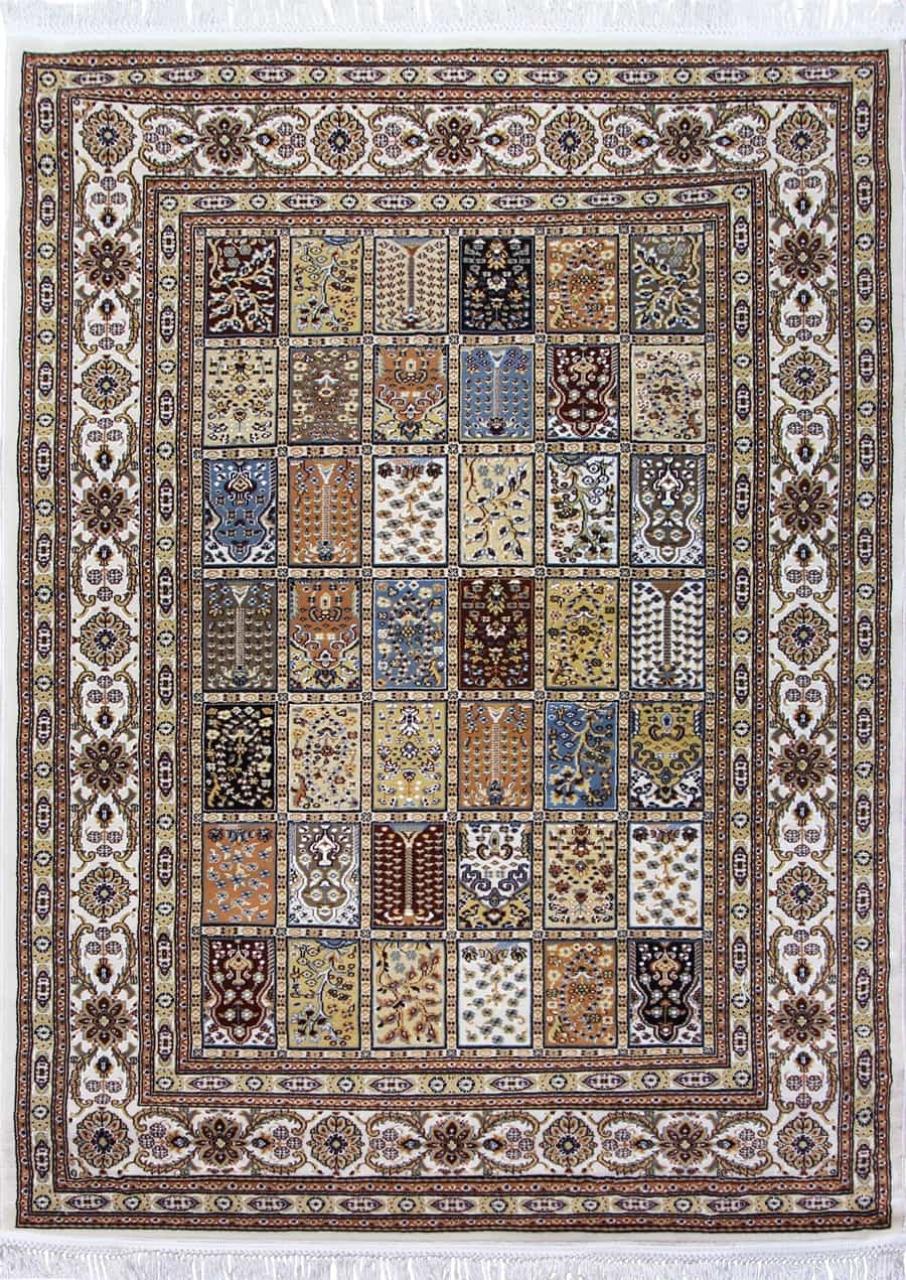 Ковер d204 - CREAM - Прямоугольник - коллекция SHAHREZA - фото 2