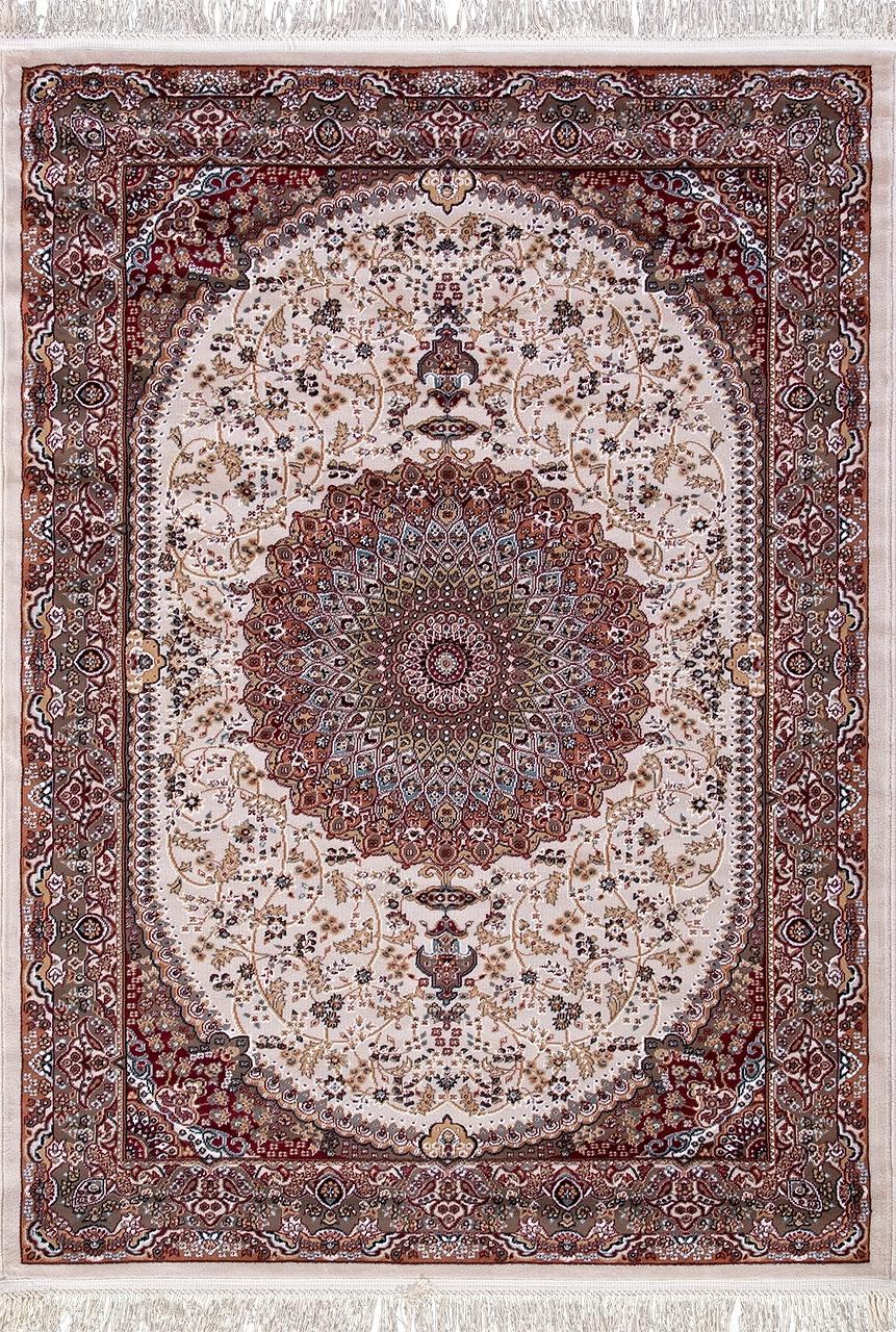 Ковер d205 - CREAM-BROWN - Прямоугольник - коллекция SHAHREZA - фото 2