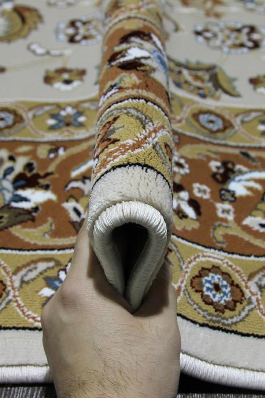 Ковер d210 - CREAM-TERRA - Прямоугольник - коллекция SHAHREZA - фото 4