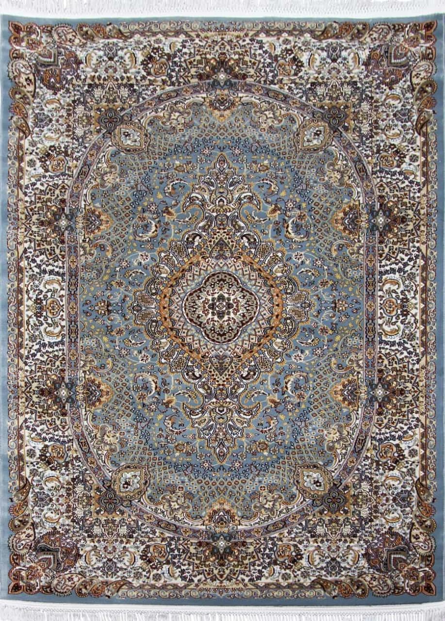 Ковер d414 - BLUE - Прямоугольник - коллекция SHAHREZA - фото 2