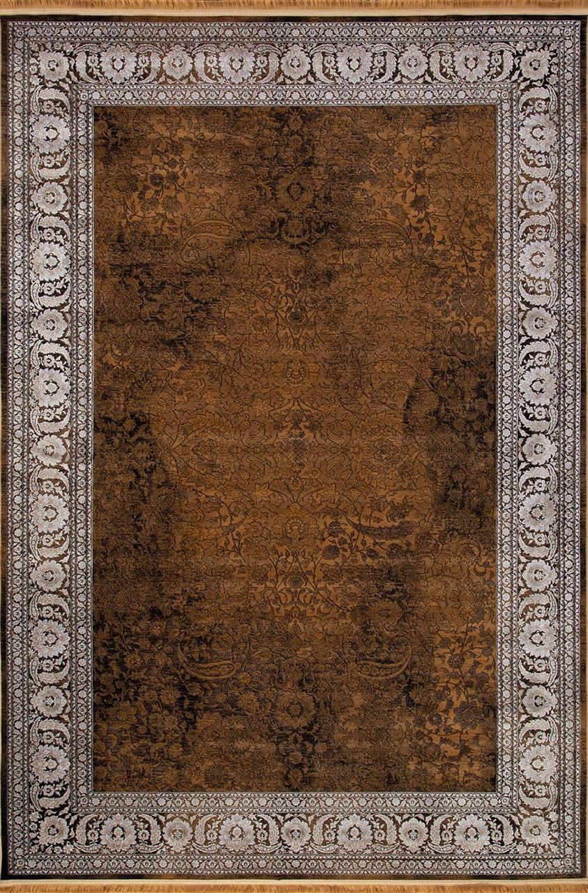 Ковер 9202 - BROWN - Прямоугольник - коллекция SHEIKH - фото 2