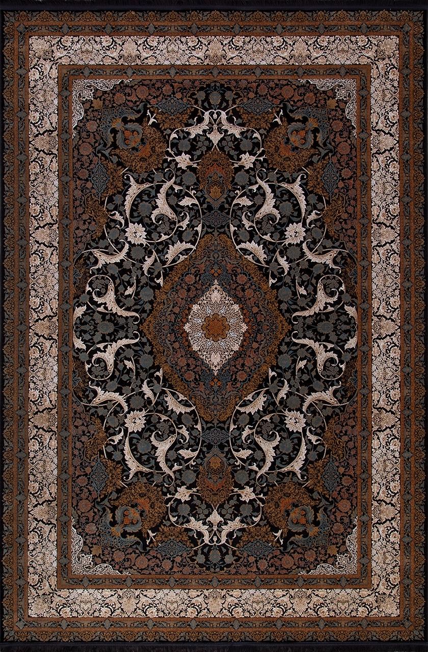 Ковер 9212 - BROWN - Прямоугольник - коллекция SHEIKH - фото 2