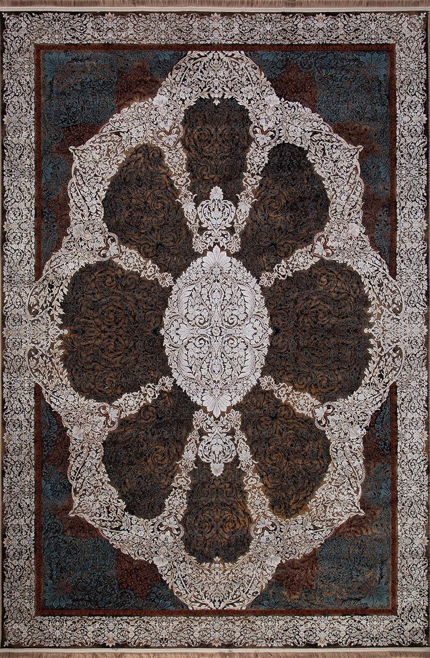 Ковер 9239 - BROWN - Прямоугольник - коллекция SHEIKH - фото 2