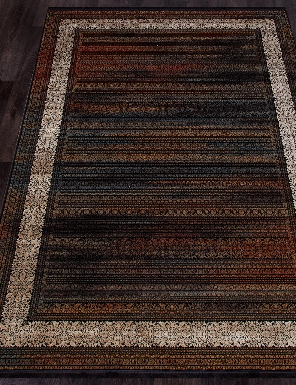 Ковер 9252 - BROWN - Прямоугольник - коллекция SHEIKH - фото 1