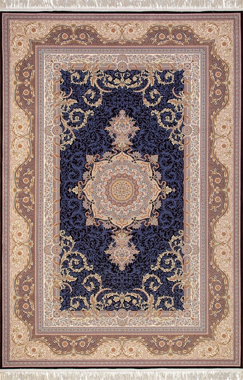 Ковер 1247 - BROWN - Прямоугольник - коллекция SHIRAZ - фото 2