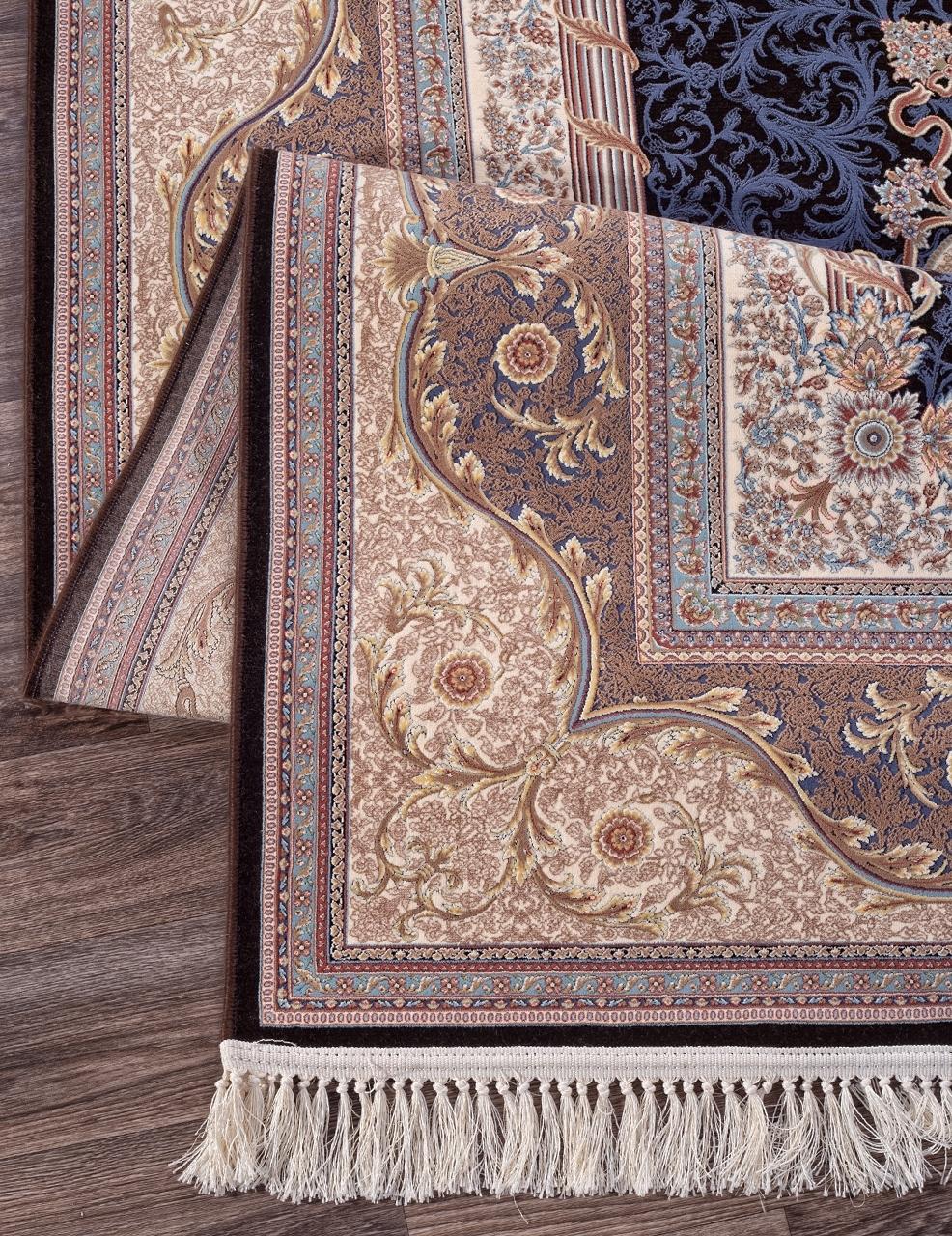 Ковер 1247 - BROWN - Прямоугольник - коллекция SHIRAZ - фото 5