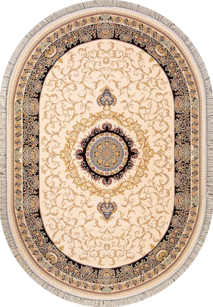 Ковер 5374 - 000 - Овал - коллекция SHIRAZ - фото 2