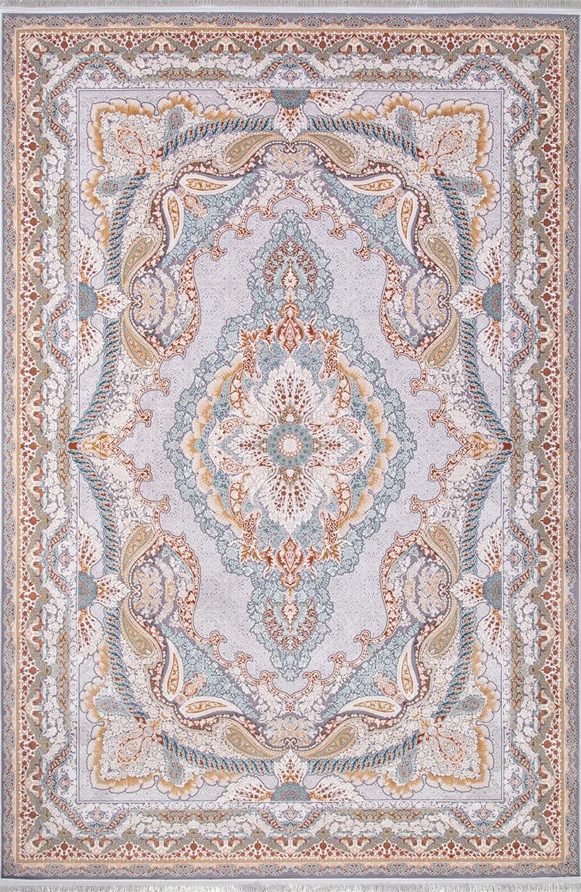 Ковер 9730 - BLUE - Прямоугольник - коллекция SHIRAZ - фото 2