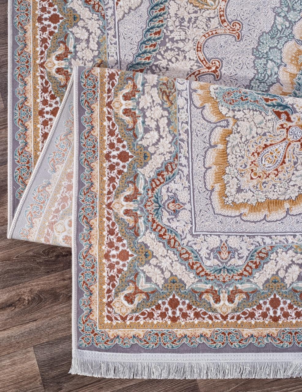 Ковер 9730 - BLUE - Прямоугольник - коллекция SHIRAZ - фото 5