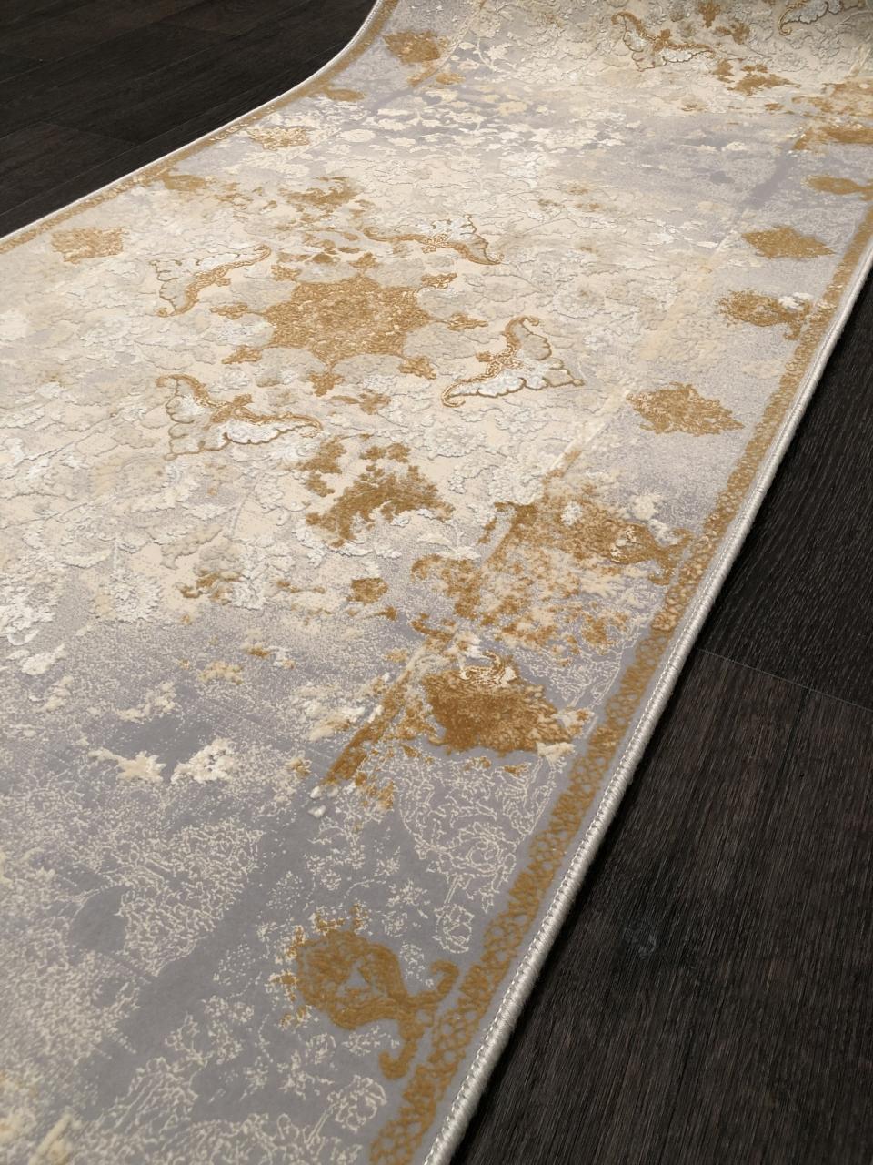 Ковровая дорожка 9813 - CREAM - коллекция SHIRAZ - фото 2