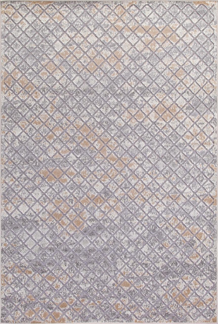 Ковер 0406 - BROWN-BEIGE - Прямоугольник - коллекция SIGMA - фото 2