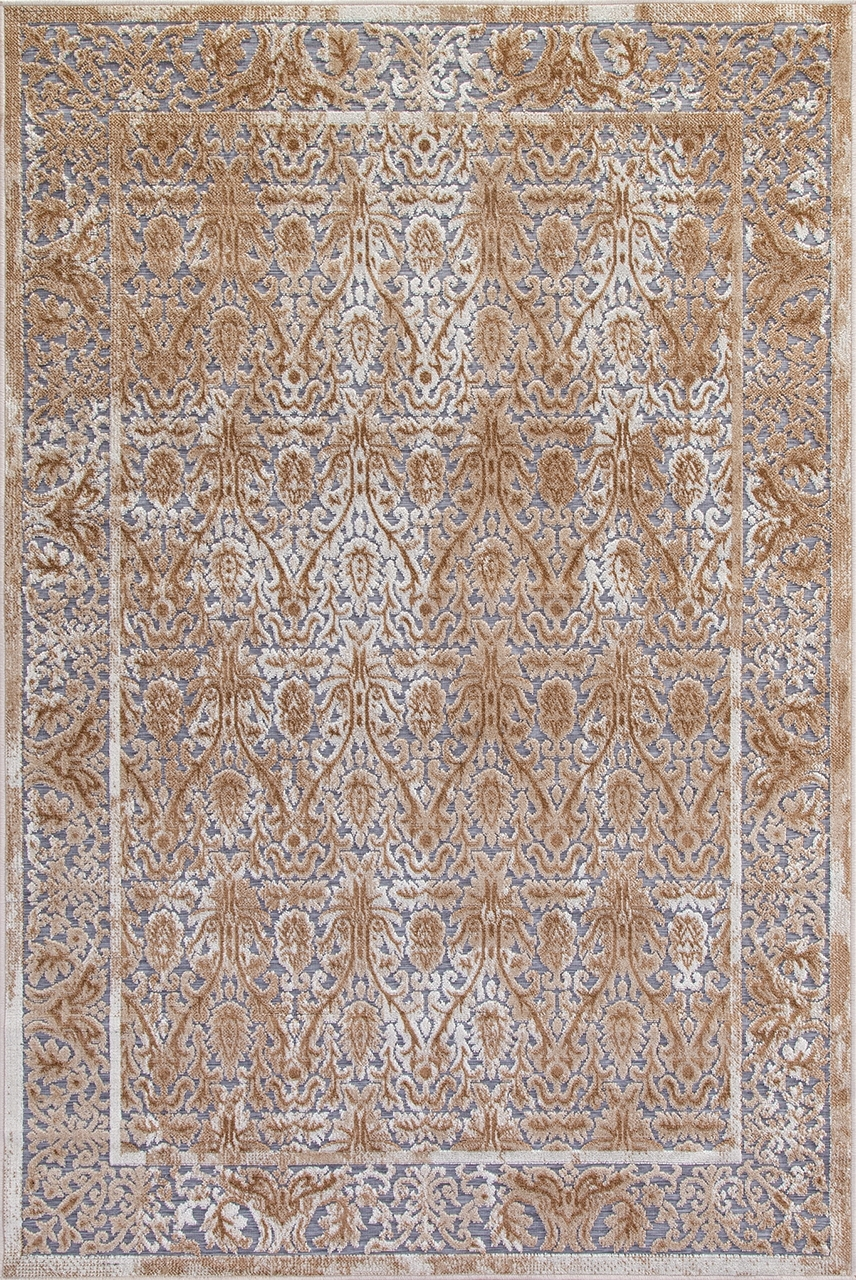 Ковер 4205 - GRAY-BEIGE - Прямоугольник - коллекция SIGMA - фото 2