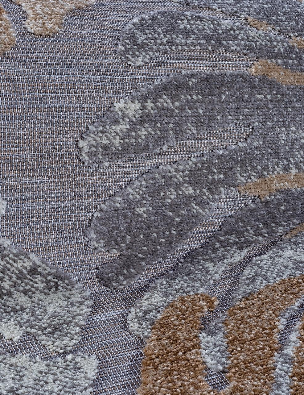 Ковер 6097 - BROWN-BEIGE - Прямоугольник - коллекция SIGMA - фото 4