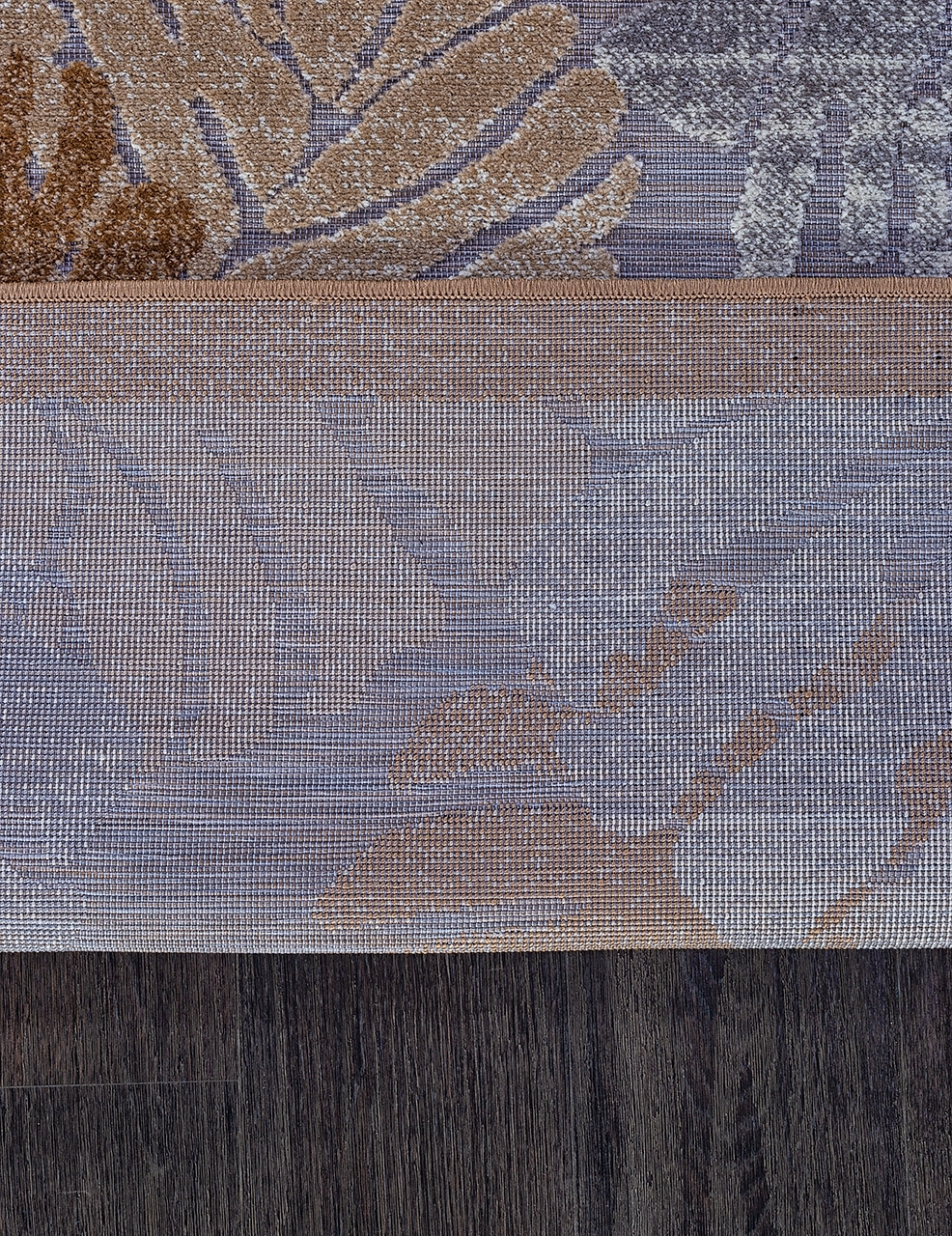 Ковер 6097 - BROWN-BEIGE - Прямоугольник - коллекция SIGMA - фото 5