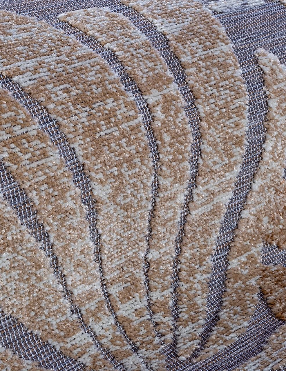 Ковер 6272 - BROWN-BEIGE - Прямоугольник - коллекция SIGMA - фото 4