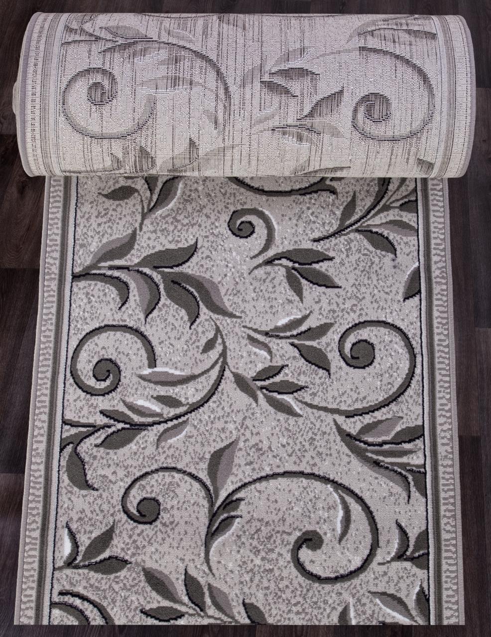 Ковровая дорожка d230 - LIGHT GRAY - коллекция SILVER