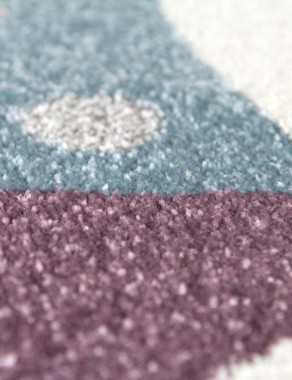 Ковер 2349 - LIGHT PURPLE - Прямоугольник - коллекция SOFIT - фото 4