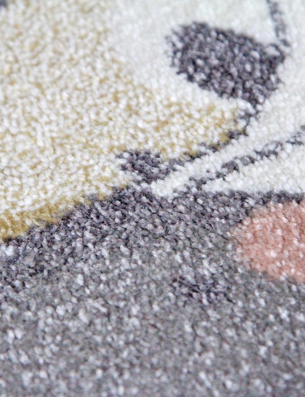 Ковер 2922 - LIGHT PURPLE - Прямоугольник - коллекция SOFIT - фото 4
