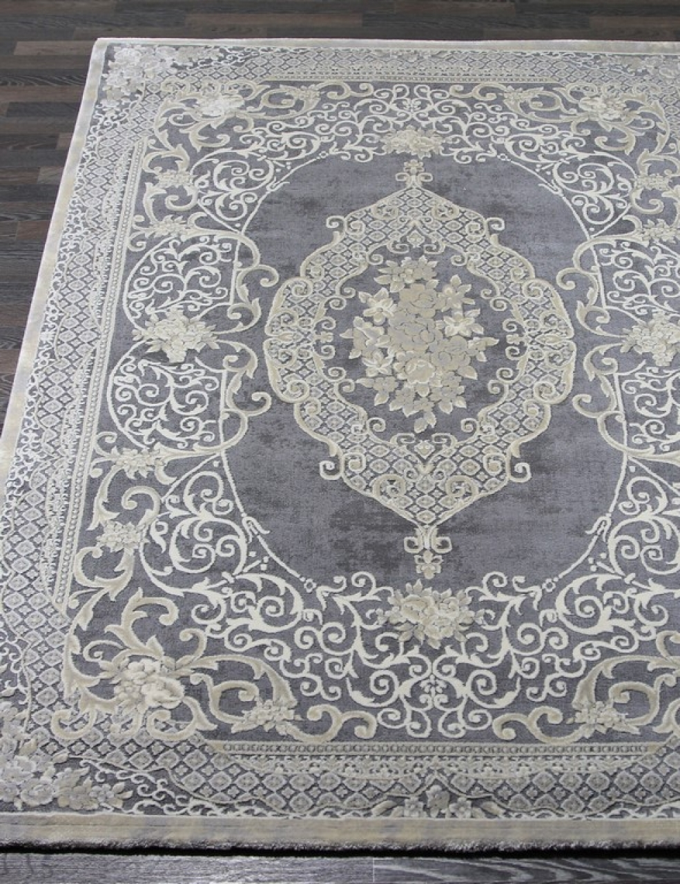 Ковер 17189 - 095 - Прямоугольник - коллекция THEMA