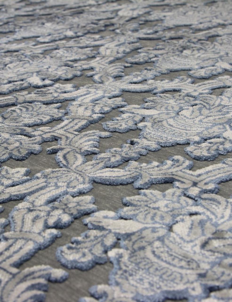Ковер 0VC996 - SKY BLUE - Прямоугольник - коллекция TIFFANY - фото 5