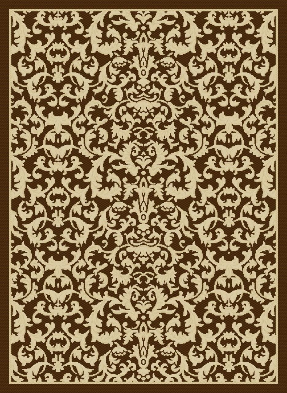 Ковер sz2231a1 - 11 - Прямоугольник - коллекция Циновка