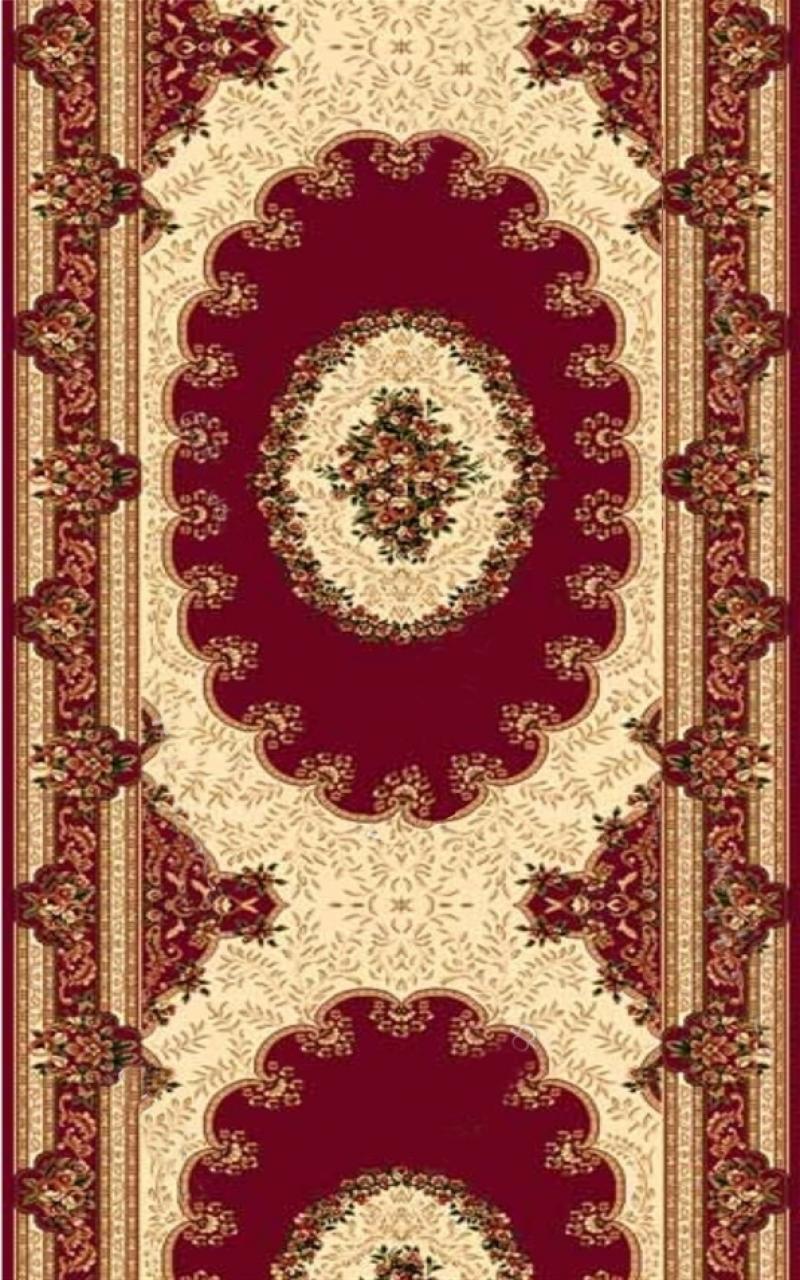 Ковровая дорожка 5440 - RED - коллекция VALENCIA 2 - фото 1