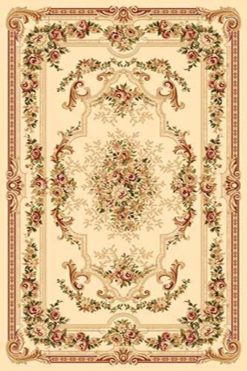 Ковер 4015 - CREAM - Прямоугольник - коллекция VALENCIA