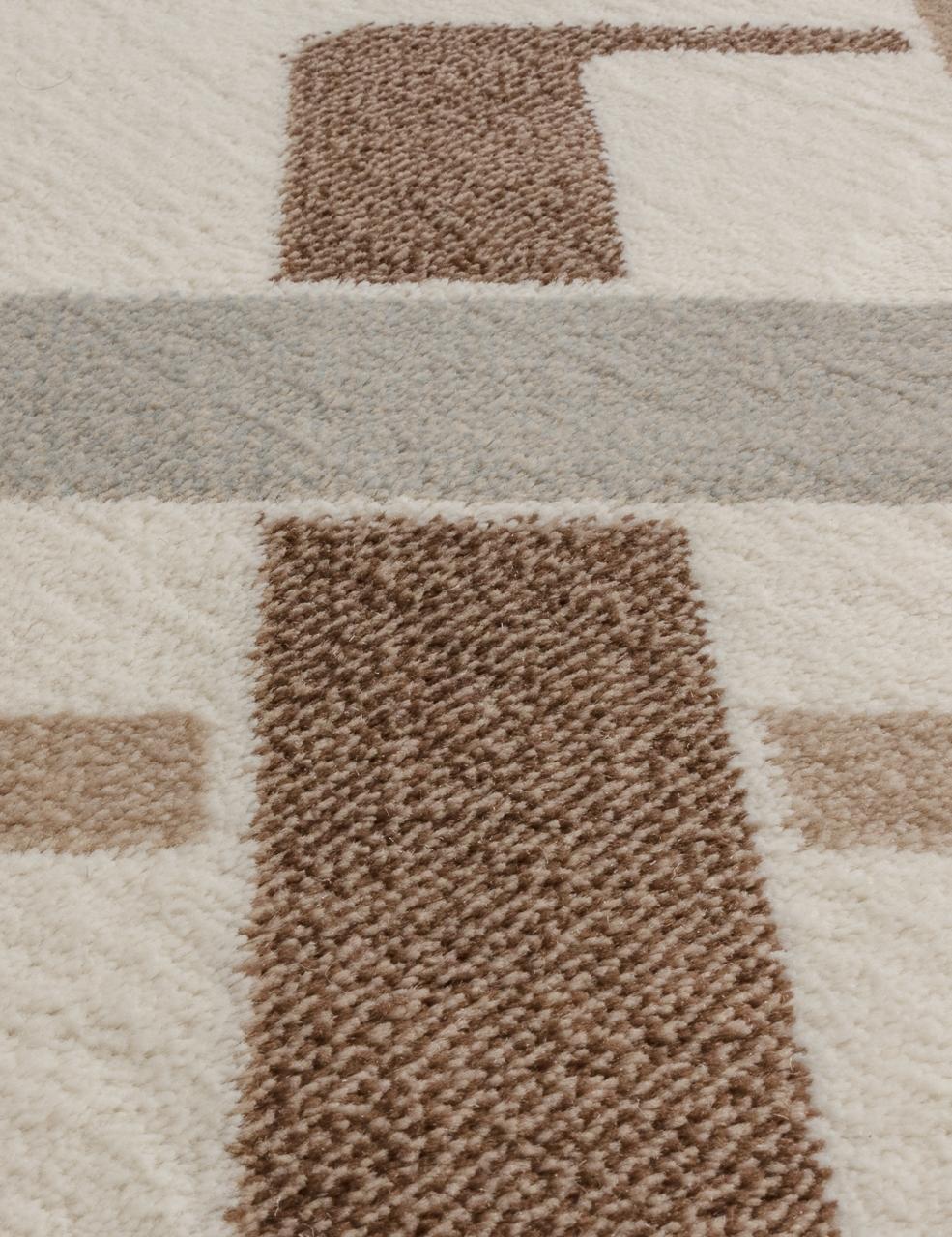 Ковер d254 - CREAM-BROWN - Прямоугольник - коллекция VALENCIA DELUXE - фото 2