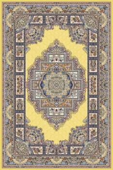 Ковер 6803 - YELLOW - Прямоугольник - коллекция ARAVIA