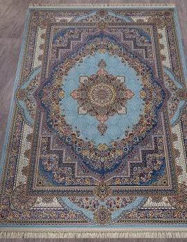 Ковер 6805 - BLUE-NAVY - Прямоугольник - коллекция ARAVIA