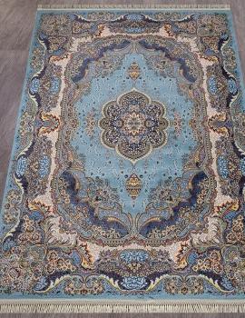 Ковер 6807 - BLUE - Прямоугольник - коллекция ARAVIA