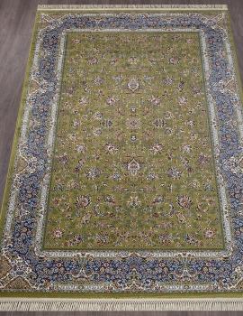 Ковер 6814 - GREEN - Прямоугольник - коллекция ARAVIA