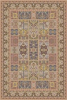 Ковер 6816 - BEIGE - Прямоугольник - коллекция ARAVIA
