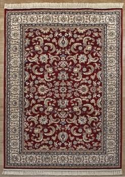 Ковер 08616R - RED / RED - Прямоугольник - коллекция BROOKLYN