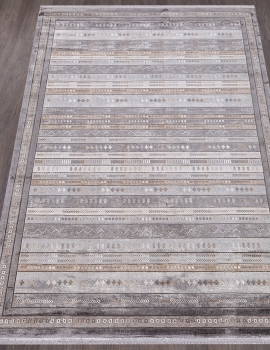 Ковер 17942A - A.GRI / K.GRI - Прямоугольник - коллекция CORNELIA