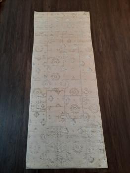 Ковер Deco - 001 - белый - Прямоугольник - коллекция Deco