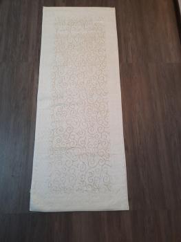 Ковер Deco - 006 - белый - Прямоугольник - коллекция Deco