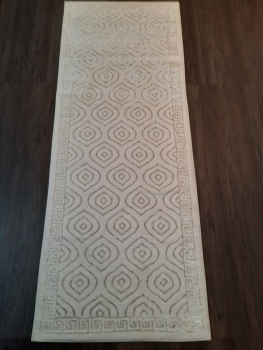 Ковер Deco - 007 - белый - Прямоугольник - коллекция Deco