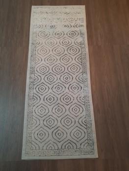 Ковер Deco - 012 - серебро - Прямоугольник - коллекция Deco