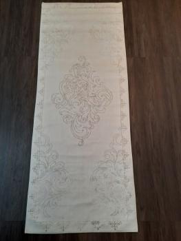 Ковер Deco - 013 - белый - Прямоугольник - коллекция Deco