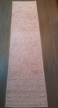 Ковер Deco - 016 - розовый - Прямоугольник - коллекция Deco