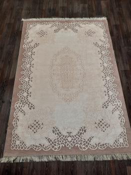 Ковер 11003.101 DANTEL - Светло-коричневый - Прямоугольник - коллекция Decovilla