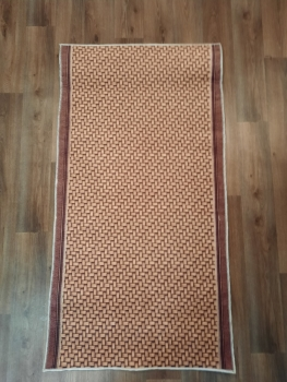 Ковер 17001.101 - Коричневый - Прямоугольник - коллекция Decovilla