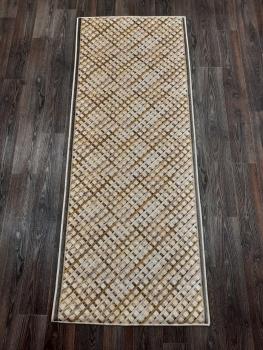 Ковер 17001.103 - Светло-коричневый - Прямоугольник - коллекция Decovilla